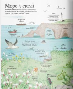Велика ілюстрована книга про природу. Фото 2