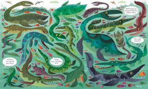 Подивись і знайди. Динозаври. Фото 2
