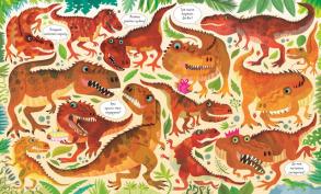 Подивись і знайди. Динозаври. Фото 3