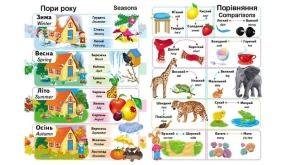 Перші знання малюка + англійська. Фото 3