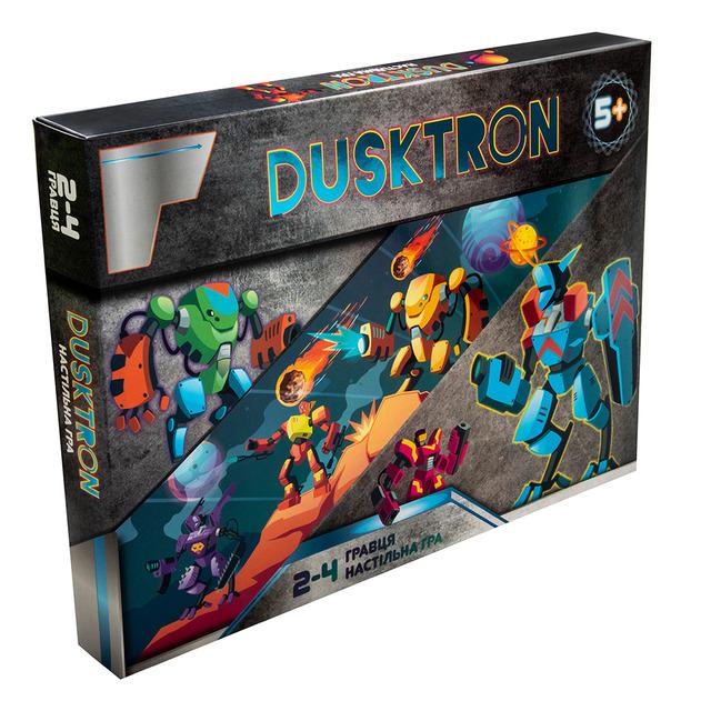 Настільна гра «Dusktron»