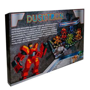 Настільна гра «Dusktron». Фото 2