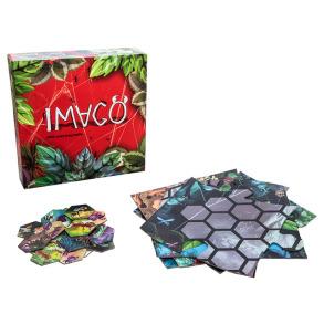 Настільна гра «Імаго» (англійська мова). Фото 3