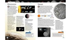 Енциклопедія КОСМОСУ. Галактики. Планети. Супутники. Малі тіла. Фото 4