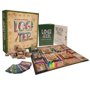 Настільна гра «Logi tep». Фото 2