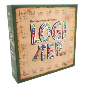 Настільна гра «Logi tep»