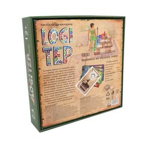 Настільна гра «Logi tep». Фото 4