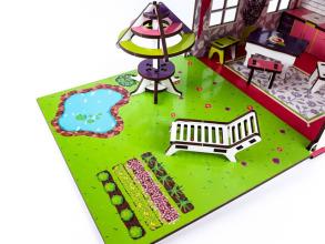 Будиночок кольоровий ігровий. Фото 4
