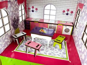 Будиночок кольоровий ігровий. Фото 5