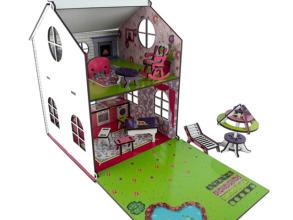 Будиночок кольоровий ігровий. Фото 6