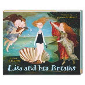 Lisa and her dreams (Іл. Євгенія Гапчинська)