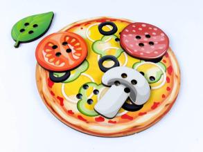 Супер шнурівка Піца - пиріг. Фото 4