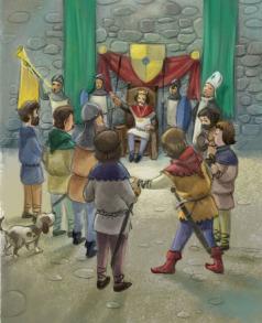 Класичні історії. Легенда про Робін Гуда. Фото 3