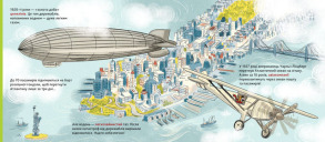 Енциклопедія DOCs. Історія транспорту. Від воза до ракети. Фото 3