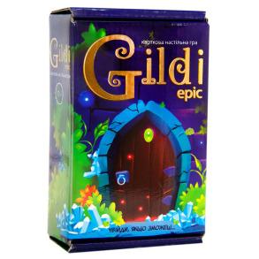 Настільна гра «Gildi Epic»