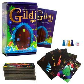 Настільна гра «Gildi Epic». Фото 3