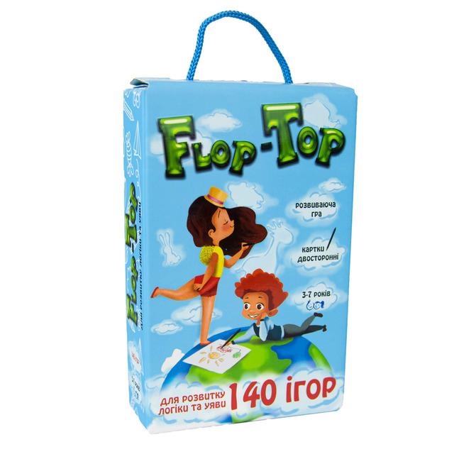 Настільна гра «Flop Top»