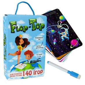 Настільна гра «Flop Top». Фото 3