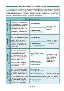 Довідник у таблицях — Англійська мова. 7–11 класи. Фото 4